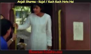 kajol anjali 0020 kuch kuch hota hai
